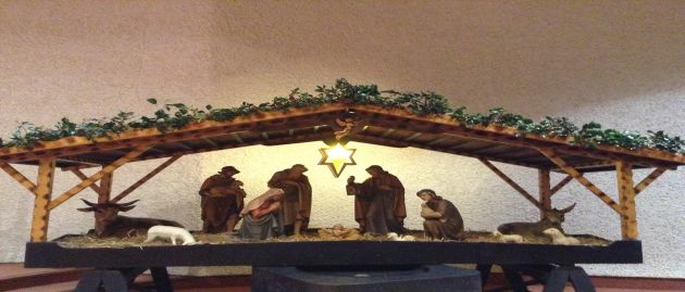 Greenlough Parish Crib 2013