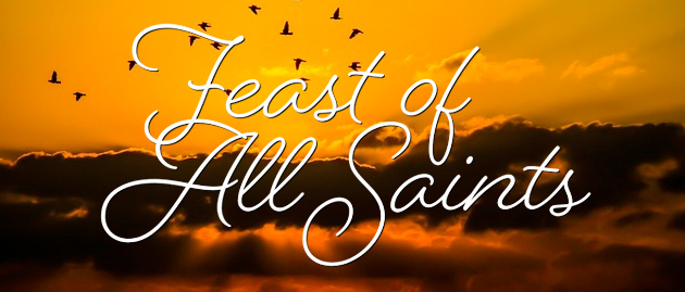 All Saints Day 2015