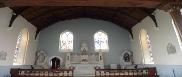 St. Mary's Church, Innisrush